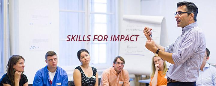 Skills For Impact