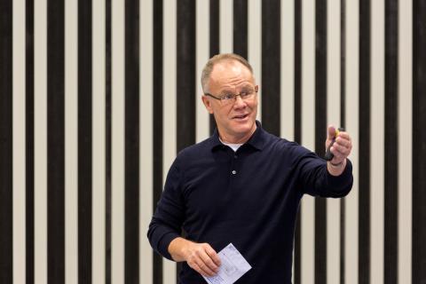 Svein S. Andersen. Photo: SPP/Peter Lorenz
