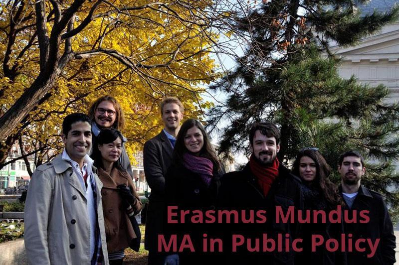 Erasmus Mundus MA in Public Policy