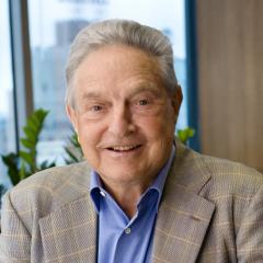CEU and SPP Founder George Soros
